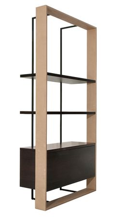Find a wide range of bookcases and shelves - shelving system, book racks, modular shelves and more storage solutions for your home or design project. Shop now on Clippings - where leading interior designers buy furniture and lighting!