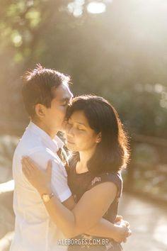 Sessão Pré Casamento | Sabrina e Jorge | Jd Botânico de São Paulo - Fotos por Ale Borges