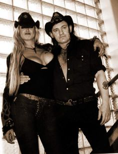 LEMMY and COREY PARKS