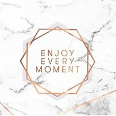 Rose Gold Enjoy Every Moment Wallpaper Quotes, Wallpaper Backgrounds, Iphone Wallpaper, Me Quotes, Motivational Quotes, Inspirational Quotes, Rose Carpet, Marble Quote, Rose Gold Quotes