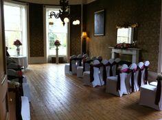 Wedding at Raemoir House Hotel
