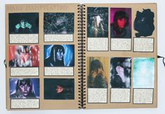 A2 Fine Art, A3 Brown Sketchbook, Hand Manipulations, CSWK Theme 'Flaws, Perfections, Ideals and Compromises', Thomas Rotherham College, 2015-16 Reflective Journal, Photography Sketchbook, A Level Photography, Notebook Ideas, Sketchbook Ideas, Pinterest Marketing, Destruction, Sketchbooks, A3