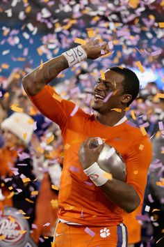 #1QB, #1 Tigers, ACC Champs!