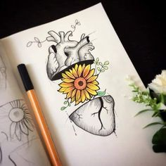 99 Insanely Smart, Easy and Cool Drawing Ideas to Pursue Now Zeichnungen iDeen ✏️ Cool Art Drawings, Pencil Art Drawings, Doodle Drawings, Art Drawings Sketches, Easy Drawings, Drawing Ideas, Arte Com Grey's Anatomy, Anatomy Art, Doodle Art