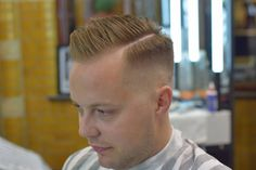 Wake Up and Smell the Barbicide Men's Haircuts, Haircuts For Men, Pompadour, Dapper, Hair Cuts, Instagram, Man Haircuts, Haircuts, Male Haircuts