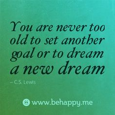 never too old #behappy