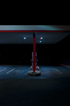 Julien Hamel - PETROL STATION