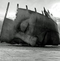 Brian Fell. Merchant Seamen's Memorial. Cardiff.   Website