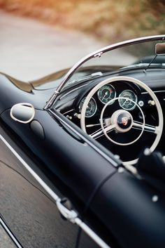 This 1957 Porsche 356 Is a Master at Dropping Jaws | Airows