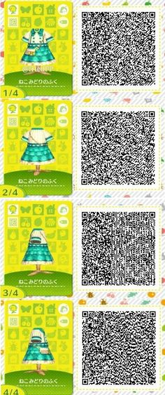 À little cute dress for spring | Animal Crossing