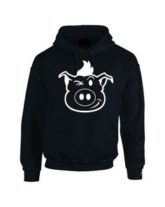 Dirty Pig Face Hoody – ShopDirtyPig.