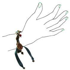 *ENVIOS GRATIS!*  ------------------------  Cada una de nuestras pulseras está exclusivamente realizada a mano y producto de nuestras ideas.    Cad...