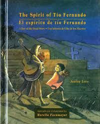 The Spirit of Tio Fernando by Janice Levy