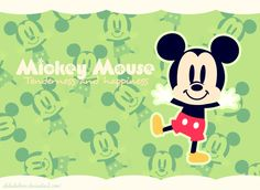 Mickey Mouse by Tamabit on DeviantArt