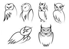 Раскраска Совы ,совы, ,птицы,