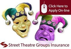 Street Theatre Groups Liability Insurance