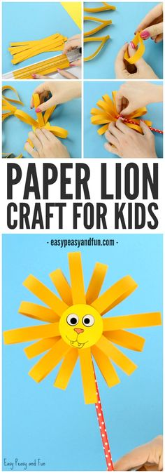 Paper Lion Craft
