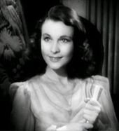 Vivien Leigh / English actress for film and stage