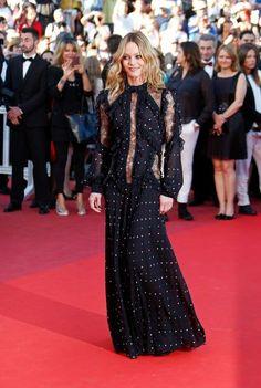 Festival de Cannes 2016 Vanessa Paradis robe eli ssab