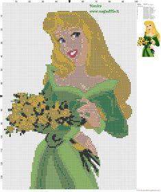 Aurore grille point de croix - 2533x3005 - 3881365