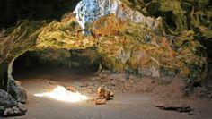 Caves in Aruba