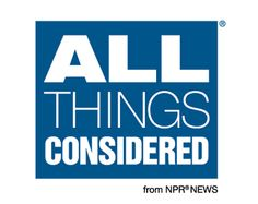 NPR - All things Considered     show consists of the biggest stories of the day, thoughtful commentaries, insightful features on the quirky and the mainstream in arts and life, music and entertainment