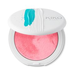 Fard à joues duo - Blending Wave Multicolor Blush - KIKO MILANO