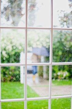 Sound Of Rain, Singing In The Rain, I Love Rain, Little Girl Dancing, Rain Days, Rainy Night, Looking Out The Window, Window View, Rainy Season