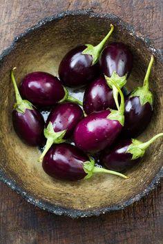 eggplants...