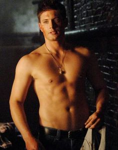 Dean - there's never enough of him shirtless!