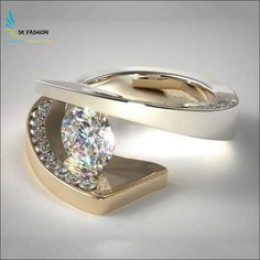 Couple Engagement Ring Designs - Mosting likely to buy an engagement ring? You certainly like this best engagement ring designs. The modern-day, classic, and deluxe engagement ring. Diamond Jewelry, Jewelry Rings, Silver Jewelry, Fine Jewelry, Silver Ring, Silver Earrings, Onyx Necklace, Garnet Necklace, Yoga Jewelry