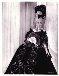 Norma Shearer as Marie Antoinette (1938)