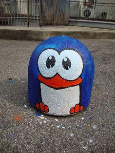 Street-art in Monza http://lefotodiluisella.blogspot.it/2015/05/paracarri-street-art-pao.html