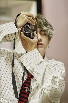 Image de bts, v, and taehyung