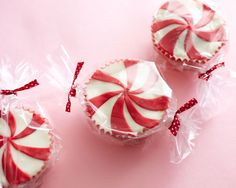 How To Make Peppermint Candy Cupcakes