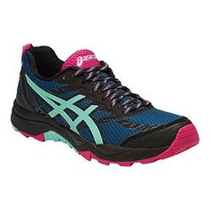 A rugged yet supportive trail shoe for over pronators, it features a new Trail Stability Sole, which provides protection and support on uneven terrain, as well as featuring a new upper to improve breathability and fit. Best Trail Running Shoes, Trail Shoes, Courses, Best Brand, Asics, Shoes Online, Sport Outfits, Designer Shoes, Cool Things To Buy