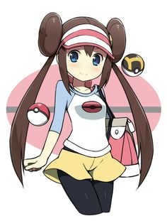 Mei (Pokémon) - Black and White 2 - Image - Zerochan Anime Image Board Pokemon Rosa, Character Art, Character Design, Black Pokemon, Pokemon Images, Pokemon Special, Anime Neko, Cool Art, Black And White