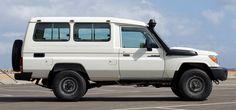 Toyota Land Cruiser HZJ78