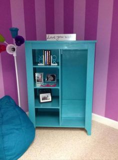 Perfect for a girls room!
