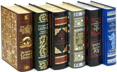 BARNES & NOBLE | The Classics Collection: Six Volumes of Classic Fiction (Barnes & Noble Leatherbound Classics) by Various Authors | Hardcover