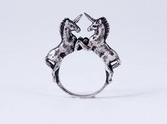 anel unicornio