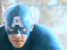 """""""Captain America"""" is a 1990 Action Adventure film directed by Albert Pyun. Starring Matt Salinger, Scott Paulin, Ronny Cox, Ned Beatty and Darren McGavin. Steve Rogers is injected with the Super Soldier formula, becoming Captain America as a last ditch effort to thwart a psychopathic Nazi agent known as the Red Skull from launching a Missile at ..."""