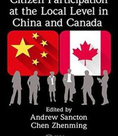 Citizen Participation At The Local Level In China And Canada PDF