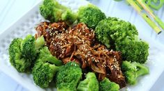 Chinese takeout flavor and slow-cooker convenience make this dish a stellar choice for weeknight dinners. Add a side of Valley Fresh Steamers Select frozen broccoli florets, and dinner will be ready in a flash. Crock Pot Slow Cooker, Crock Pot Cooking, Slow Cooker Chicken, Slow Cooker Recipes, Crockpot Recipes, Cooking Recipes, Crockpot Dishes, Paleo Recipes, Free Recipes