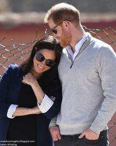 """""""Love this photo. Prince Harry, the Duke of Sussex and Meghan, the Duchess of Sussex arrive in Asni, on day two of their tour of Morocco. 📸 by Stephen Lock / i-Images"""