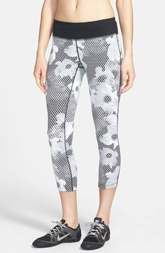 Nike  Epic Run  Dri-FIT Crop Leggings available at  Nordstrom Nike Running 76af77a0a722