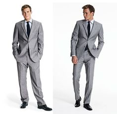 16 Ways to Dress Like a Grown Man  Step 1: Make sure your suit fits.