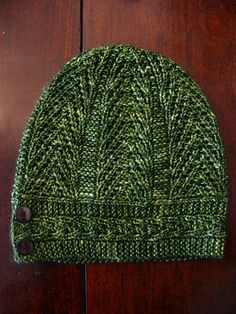 Ravelry: Silver Fir Hat pattern by Kerri Blumer
