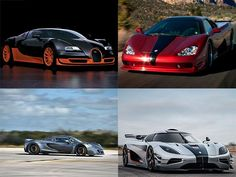 Slideshow : Take a look at the 5 fastest cars in the world - Take a look at the 5 fastest cars in the world - The Economic Times