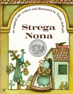 Another childhood classic. I LOVED this book and now my son does. (We both love pasta!!!) Even more fun if you read dialogue with an Italian accent.